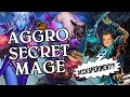 Aggro Secret Mage [Standard] - Decksperiment - Hearthstone