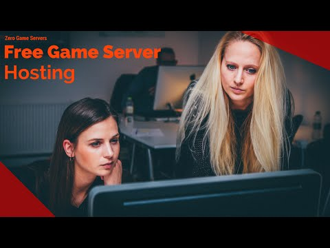 Free Game Server Hosting (Minecraft, CoD, CS, ARK, TF2 And More)
