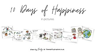 10 Days of Happiness