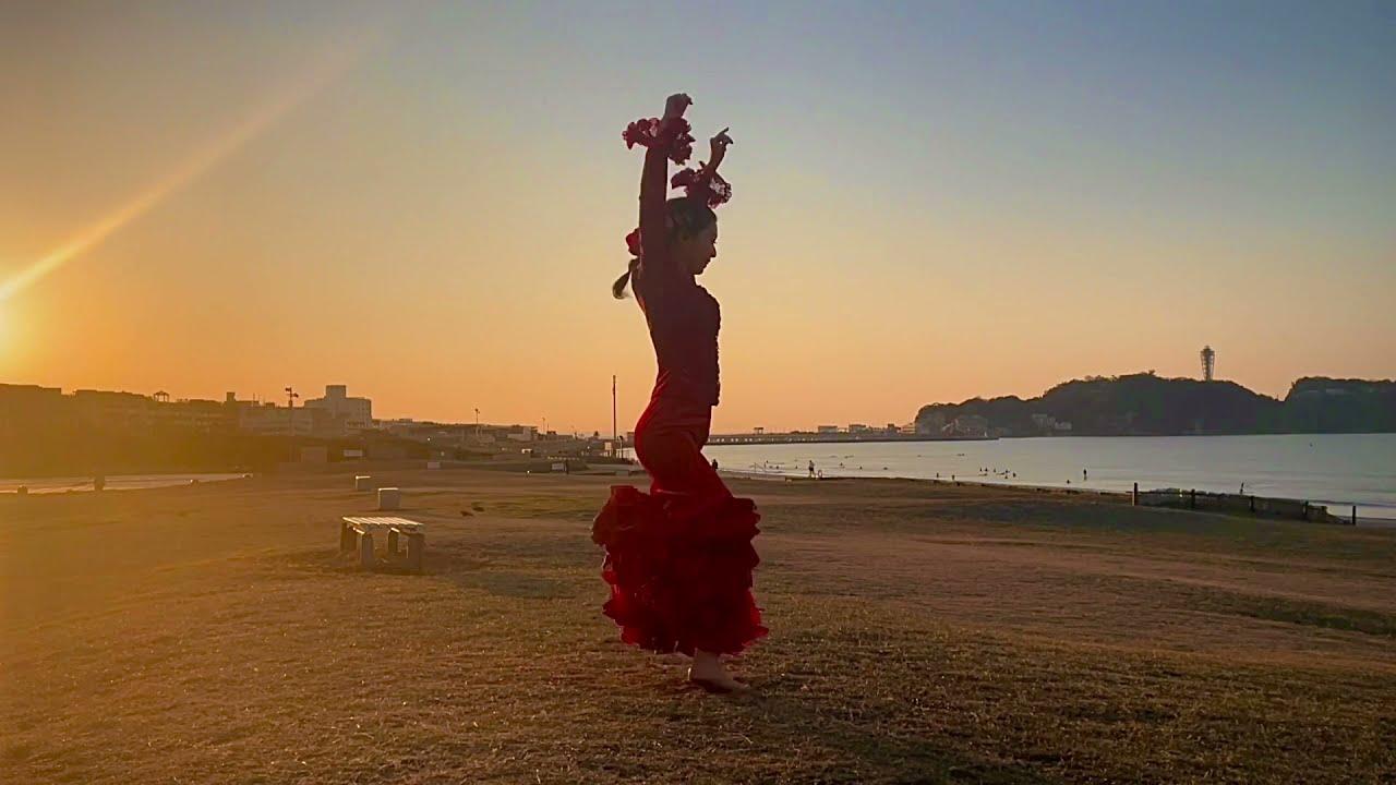 No.4 荒濱早絵/Calma 空と海と太陽と/Las migas「Calma」