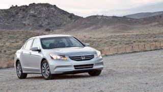 Honda Accord Sedan Video Review -- Edmunds.com