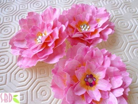 Fiori di Loto di carta - Paper Lotus