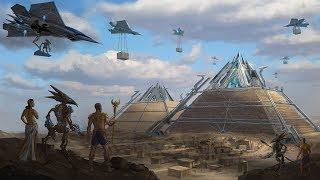 Прошлое человечества - куда пропали древние сверхтехнологии