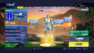 FORTNITE Live-Stream spielen mit Subs! (USE CODE: OUTSIDER_JR)