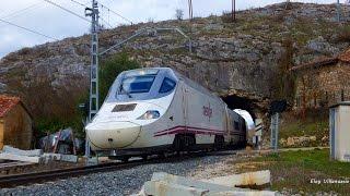 Trenes variados: AVE, InterCity, mercancías, Regional y más en la provincia de Palencia thumbnail
