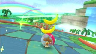 Super Monkey Ball Step & Roll - Tokyo Game Show Gameplay Trailer