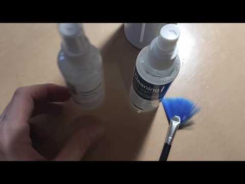 Очисний набір ColorWay 3 в 1 зі стисненим повітрям (CW-1031/CW-3333)