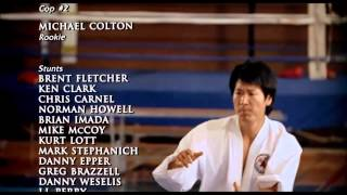 Phillip Rhee martial arts scene from movie Best of the best 4