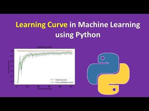 Machine Learning Tutorial 11 - Learning Curve in Machine Learning | Learning Curve in Python