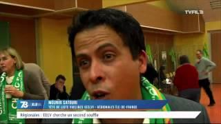 Régionales : EELV cherche un second souffle