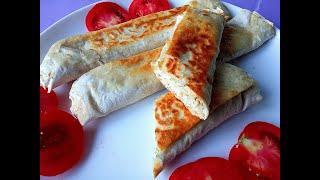 СЫРНЫЕ ТРУБОЧКИ из ЛАВАША Вкуснейшая закуска из лаваша с СЫРОМ Лучший перекус из лаваша