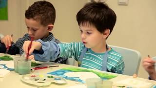 видео детские сады и школы Киева