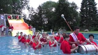 Cold Water Challenge 2014 HD - Musikkapelle St. Oswald bei Freistadt