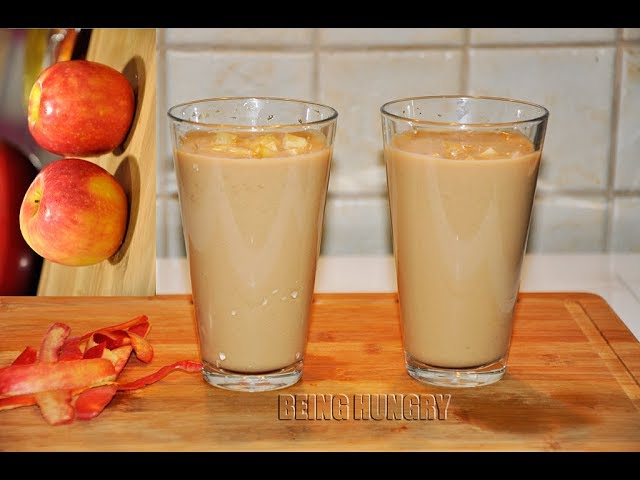 APPLE CREAM JUICE BY BEING HUNGRY