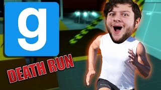 GMod Death Run Funny Moments - DYING ON OUR OWN! (Garry's Mod)