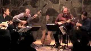 Modern Mandolin Quartet plays Russian Rag
