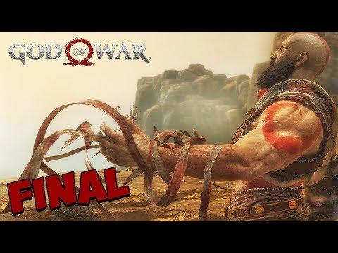 God of War no Hard #6 - FINAL ÉPICO SENSACIONAL FIQUEI LOUCO!! - Dublado e Legendado PTBR [PS4 PRO]