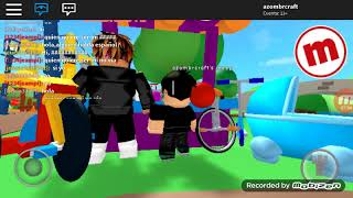 ROBLOX game for first bes (DO NOT memorize)