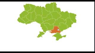 видео адміністративна карта україни