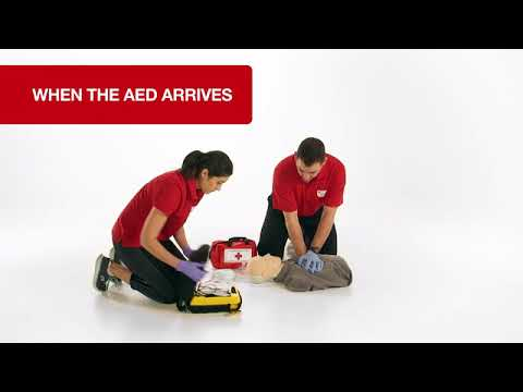 CANADIAN RED CROSS: Information Video (CPR & AED)