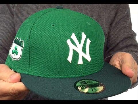 fcd8540fa New York Yankees 2017 ST PATRICKS DAY Hat by New Era