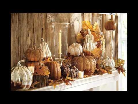 Popular Decorating ideas for thanksgiving