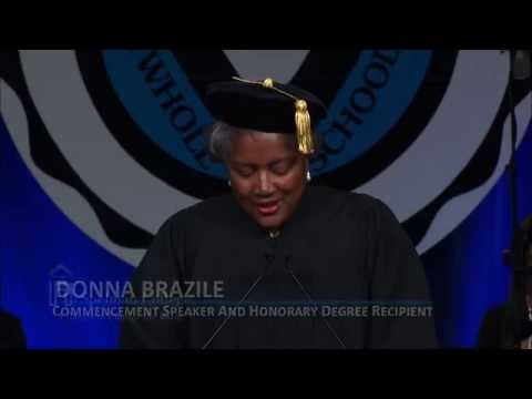 Spelman College's  2015 Commencement Address by Donna Brazile