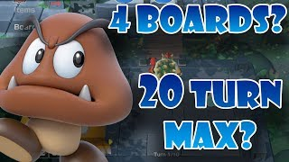 Only 4 Boards? 20 Turn Max? Super Mario Party Review Round-Up