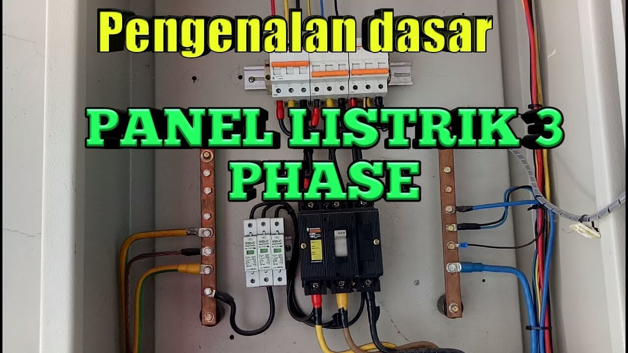 Diagram Wiring Diagram Instalasi Listrik 3 Phase Full Version Hd Quality 3 Phase Freezewiring8018 Contorock It