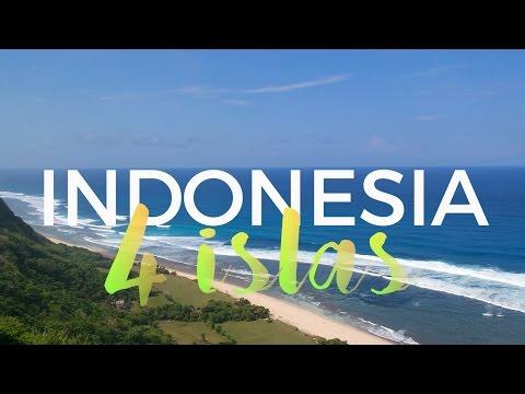 La cara más bonita de Indonesia - Sumatra, Java, Bali y Lombok
