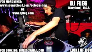 DJ FLEG | LIONZ OF ZION |  BBOYWORLD MIX