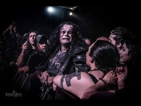 Hipster Black Metal - Highlights From Abbath's WORST Show In Argentina