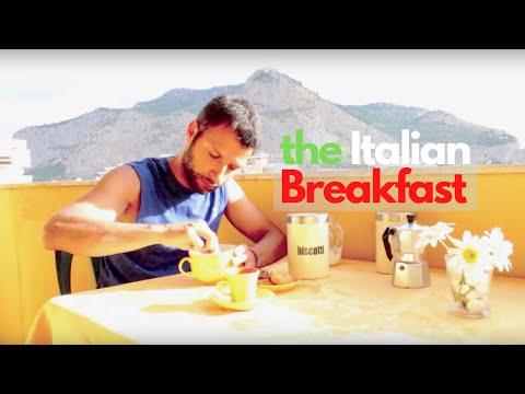 The Italian Breakfast - La Colazione Italiana