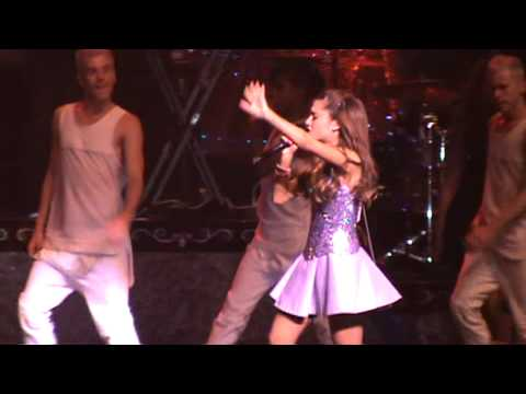 Ariana Grande - You Will Never Know (Live At The Listening Sessions Chicago 8/29/13)