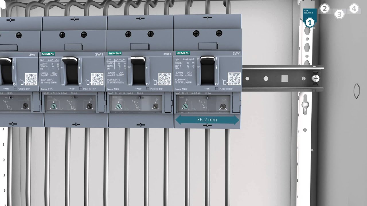The 3va Molded Case Circuit Breaker A Complete System Designed With Installation Essentials Know Which Type Of You In Mind