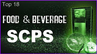 Top 18 Food & Beverage SCPS