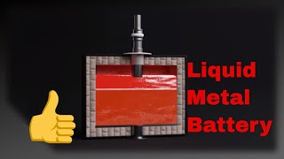 Breaktrough Liquid Metal Battery