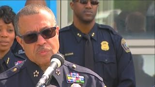 Chief James Craig addresses weekend violence in Detroit