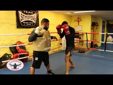 UFC Fight Night 81 Dillashaw vs Cruz // Eddie Alvarez - Font