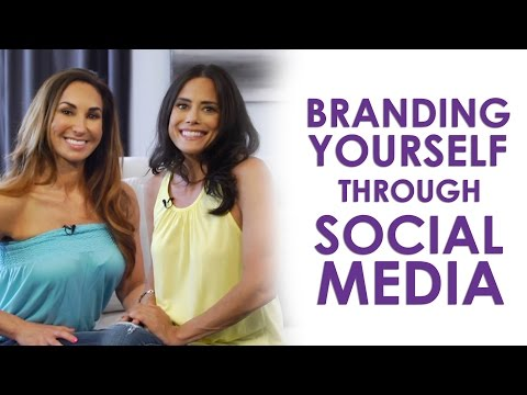Branding Yourself Through Social Media   Keri Glassman and Natalie Jill