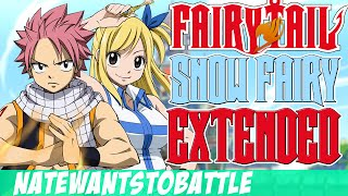 Fairy Tail - Snow Fairy EXTENDED (English Cover) - NateWantsToBattle