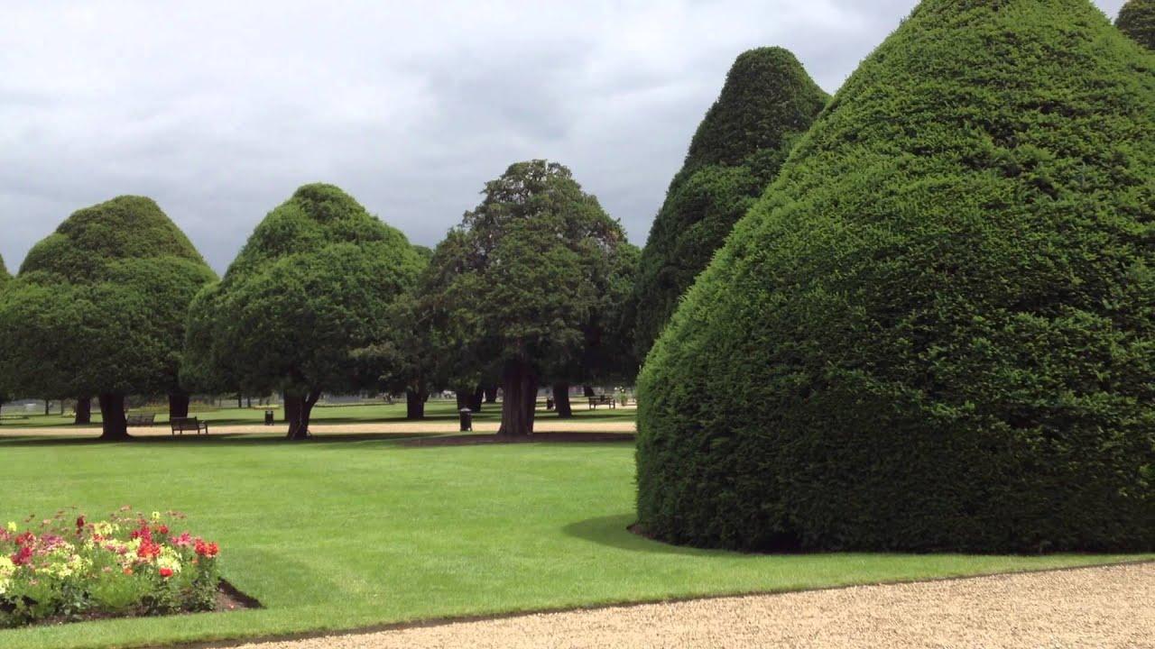 Beautiful Bountiful Border Gardens Youtube