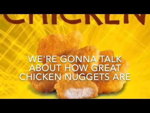 Nick Bean- Chicken Nugget Lyrics