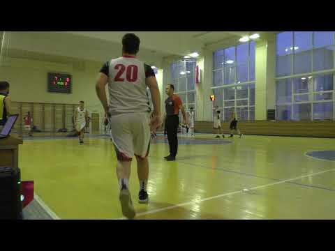 РБЛ РС vs РГУПС 28 02 20