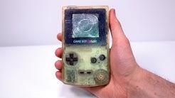 I Restored This 2$ Ebay Junk Game Boy Color - Retro Console Restoration & Repair