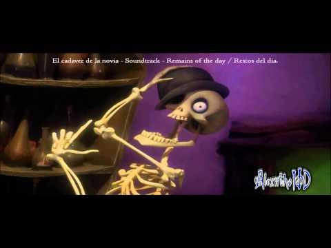 El cadaver de la novia - Soundtrack Remains of the day - Español HD