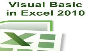 Excel 2010 VBA Tutorial 81 - ADODB - SQL Numeric Parameters