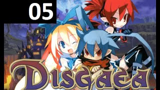 Disgaea Hour of Darkness [part 5] - White Death, Dragon Attack!