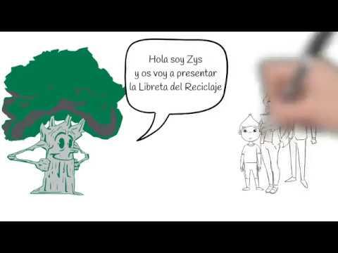 Libreta del Reciclaje
