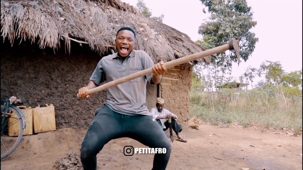Download Petit Afro - Nyonga (Official Music Video) PROD BY. Nico Pan Beats
